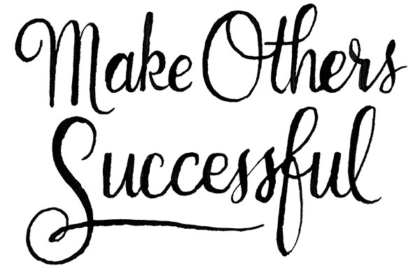 Make Others Successful